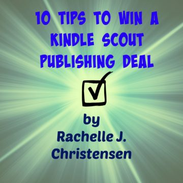 10 Tips to Win a Kindle Scout Publishing Deal