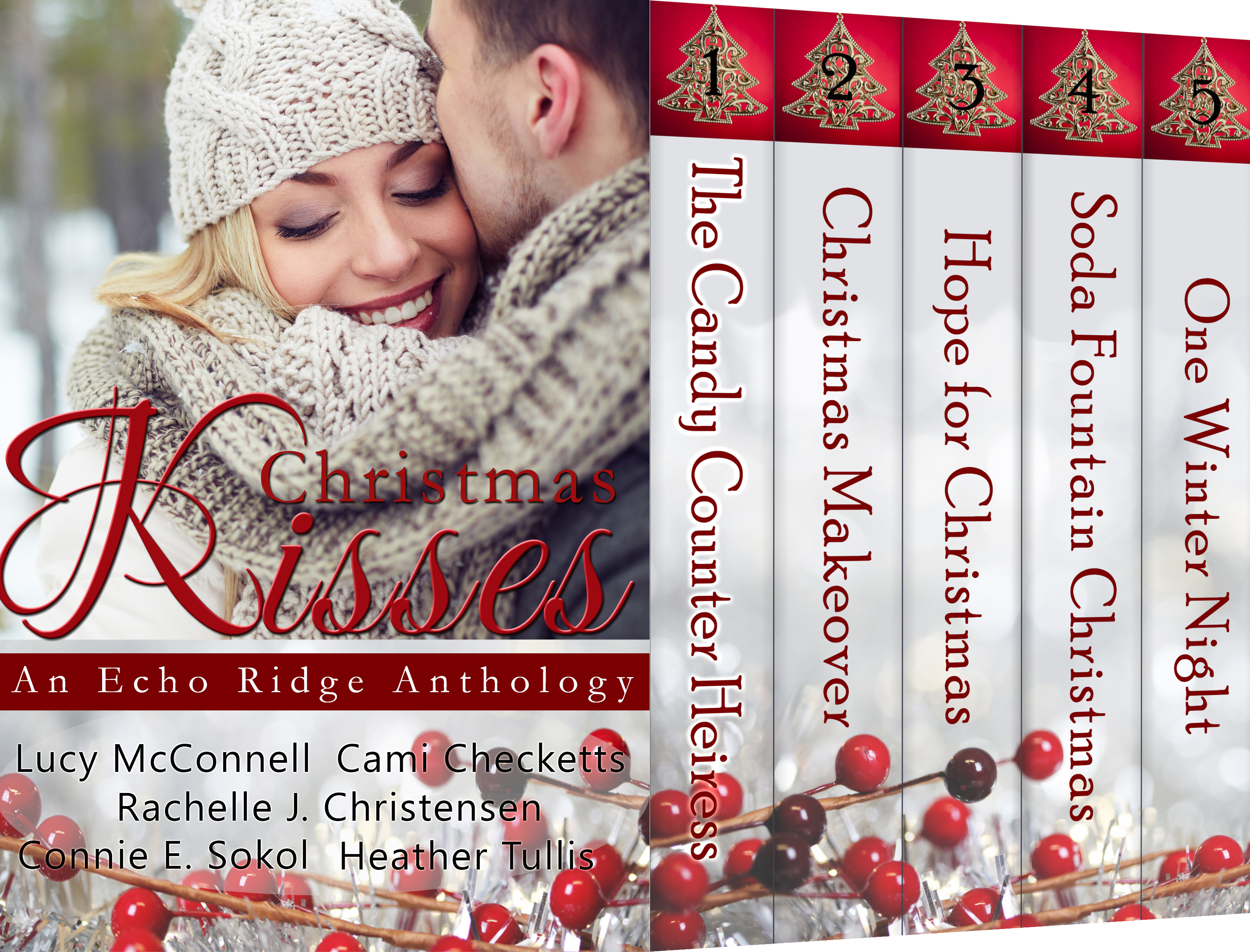 Christmas Kisses Anthology
