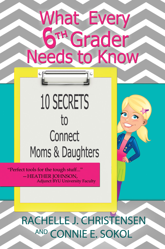 TEN SECRETS EVERY SIXTH GRADER SHOULD KNOW - Front Cover (for Amazon)