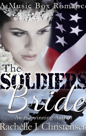 Updated Cover,The Soldiers Bride--Rachelle