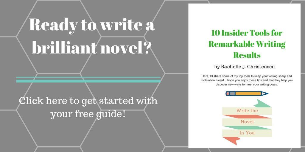 Top 10 Proven Secrets to Writing a Brilliant Novel