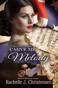 CARVE ME A MELODY - Front Cover (for Amazon)