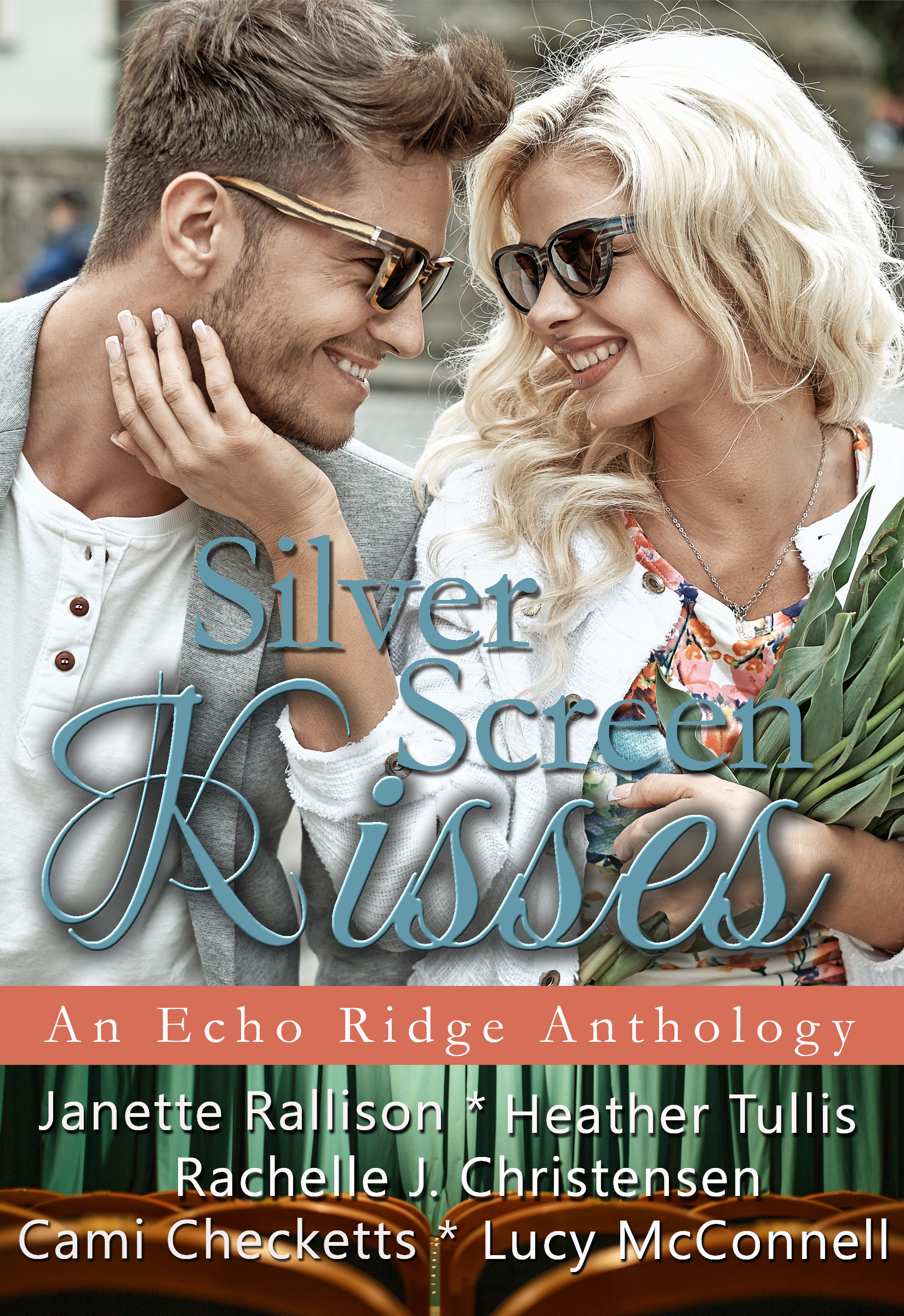 Silver Screen Kisses front cover