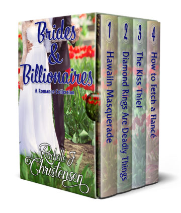 Brides & Billionaires: Rachelle's Romance Collection
